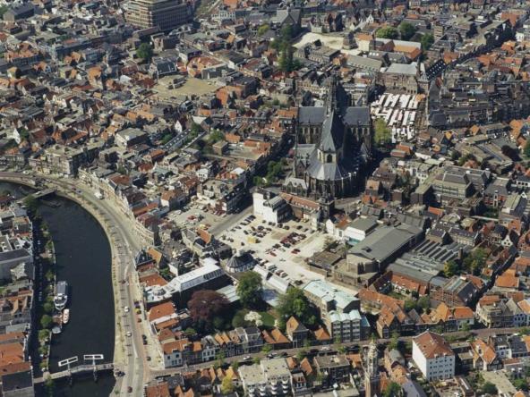 Gezocht kantoorruimte Haarlem